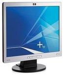 HP L1706 - 17 inch - 1280x1024 - 5:4 - VGA - Zilver/Zwart