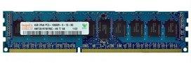 Partij 10x 4GB PC3-1600R ECC Reg.