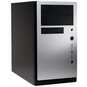 Antec PC - Core i3-2100 - 8GB - 250GB HDD - Nvidia GF 210 - DvDRW - Windows 10 Pro