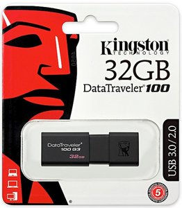 Kingston DataTraveler 100 G3 32 GB