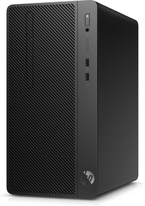 DEMO: HP 290 G2 MT - Core i3-8100 - 4GB - 500GB HDD - DvDRW - Windows 10 Pro