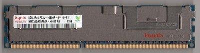 Partij 4x 8GB 2Rx4 PC3-10600R Memory