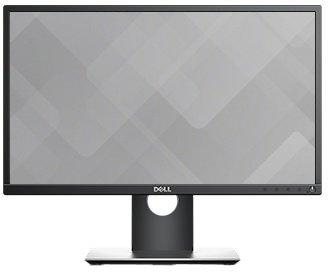 DELL P2217H - 22 inch - 1920x1080 - 16:9 - HDMI - DP - VGA - Zwart