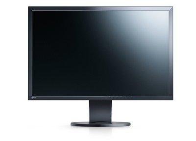 Eizo Flexscan EV2416W - 24 inch - 1920x1200 - 16:10 - DP - DVI-D - VGA - Zwart