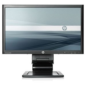 HP LA2006x - 20 inch - 1600x900 - 16:9 - DisplayPort - VGA - DVI-D -  Zwart