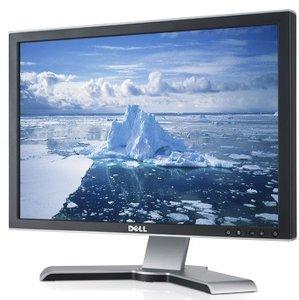 DELL 2009W - 20 inch - 1680x1050 - 16:10 - DVI-D - VGA - Zwart