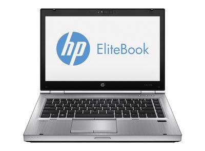 HP EliteBook 8470p - Core i5-3320M - 4GB - 500GB HDD - 14 inch - Windows 10 Pro