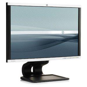 HP LA2405wg - 24 inch - 1920x1200 -  VGA - DisplayPort - DVI-D - Zwart /Zilver