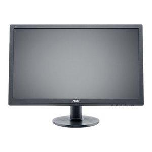 B-KEUZE - AOC e2460S  - 24 inch - 1920x1080 - 16:9 - DVI-D - VGA - Zwart