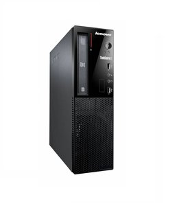 Lenovo Thinkcentre E73 SFF - Intel G3240 - 4GB - 120GB SSD - DvDRW - Windows 10 Pro