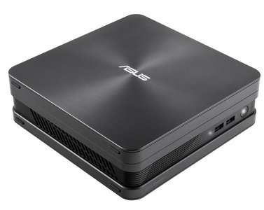 ASUS VivoMini VC65R - Core i5-6400T - 4GB - 1000GB HDD - DvDRW -WIFI - Windows 10 Pro