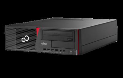 Fujitsu Esprimo E720 E90+ SFF - G3220 - 4GB - 250GB HDD -  Windows 10 Pro