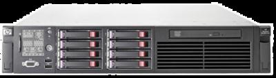 HP ProLiant DL380 G6 - 2x X5560 - 4GB - P410-512MB - 2x 460W
