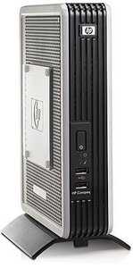 HP Compaq T5720 - AMD NC1500 - 256MB - 512MB Flash - XPE