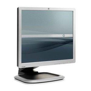 B-KEUZE - HP L1950 - 19 inch - 1280x1024 - 5:4 - DVI-D - VGA - Zilver/Zwart