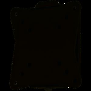 Valueline muurbeugel voor schermen tot 27 inch / vast