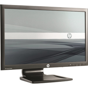 HP LA2306x - 23 inch - 1920x1080 - 16:9 - DP - DVI-D - VGA - Zwart