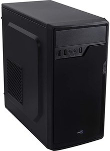 AeroCool Multimedia PC - Core i3-3220 - 4GB - 60GB SSD - 1000GB HDD - Windows 10 Pro