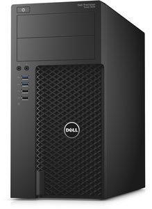 DELL Precision T3620 Workstation - Xeon E3-1220v5 - 8GB - 240GB SSD + 3TB HDD - Windows 10 Pro
