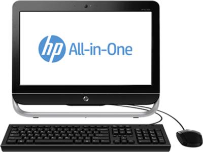 HP Pro 3520 AiO PC - Core i3-3220 - 4GB - 500GB HDD - 20 inch - Windows 10 Pro