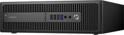 HP EliteDesk 800 G2 SFF - Core i5-6500 - 8GB - 256GB SSD - DvDRW - Windows 10 Home