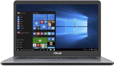 NIEUW! ASUS A705 - Intel Cel N4020 - 4GB - 256GB SSD - 17.3 inch HD - W10