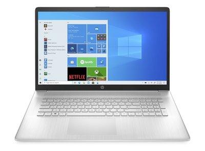 HP 17 - AMD Ryzen 3-3250U - 8GB - 256GB SSD -  17.3 inch HD+ - Windows 10 S